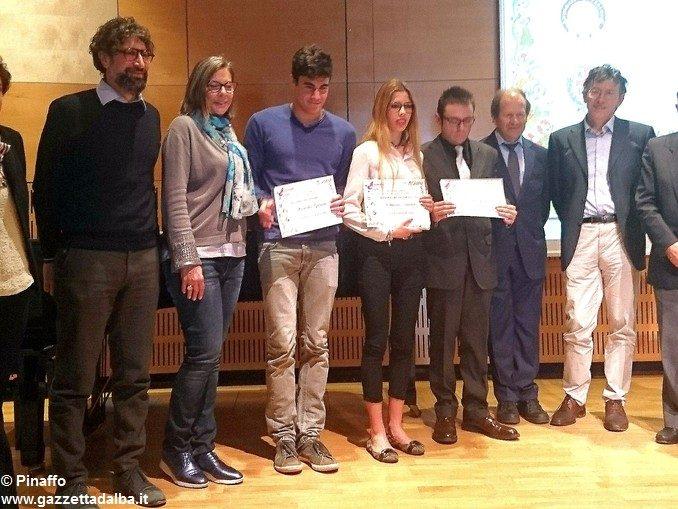 Vittorio Scavino vince il Certame fenogliano al liceo classico Govone 7