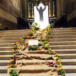La Veglia pasquale e l'accensione del cero in Duomo