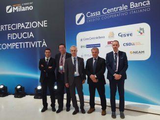 Banca di Cherasco ha aderito a Cassa centrale banca