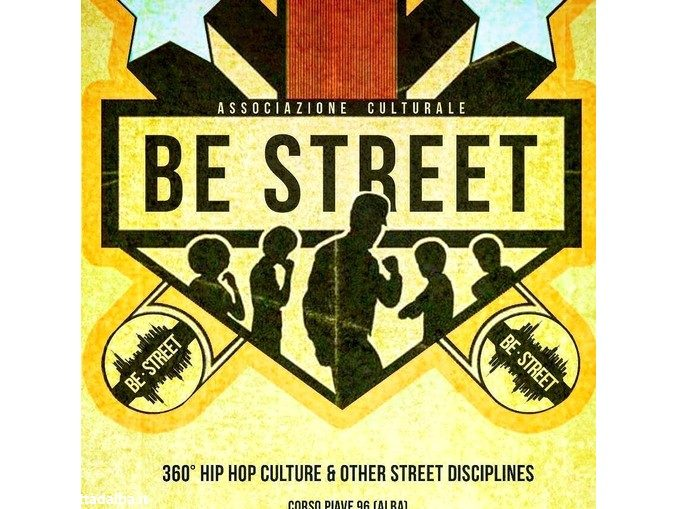 Il 22 e il 23 aprile street jam musicale e laboratori di danza con Be street
