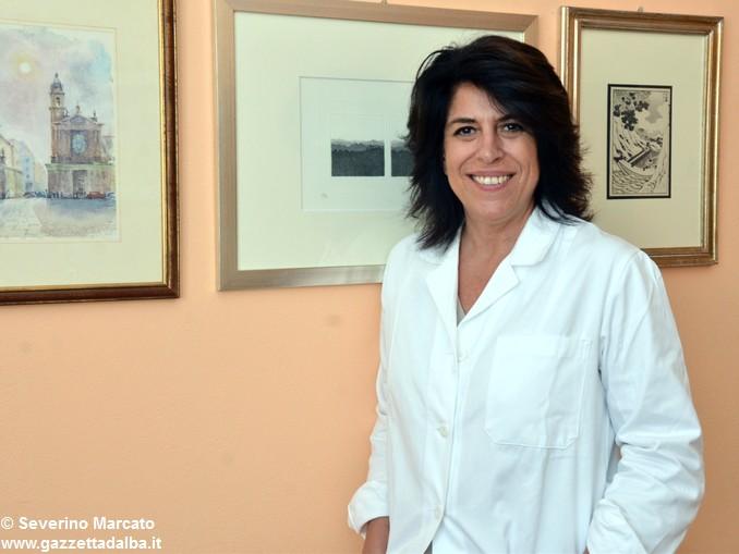 Cinzia Ortega oncologa Alba – 1