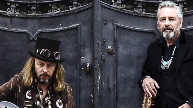 I Gang, rock band storica, in concerto venerdì 7 a Corneliano 1
