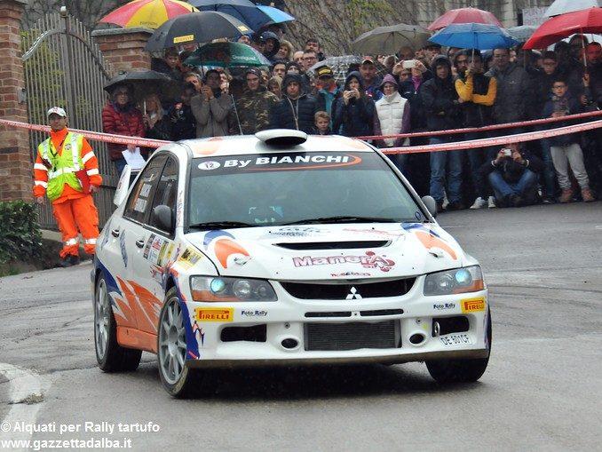 Sabato e domenica si corre il Rally del tartufo ad Asti e dintorni
