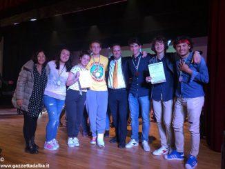 Il liceo di Bra terzo alle Olimpiadi della cultura e del talento