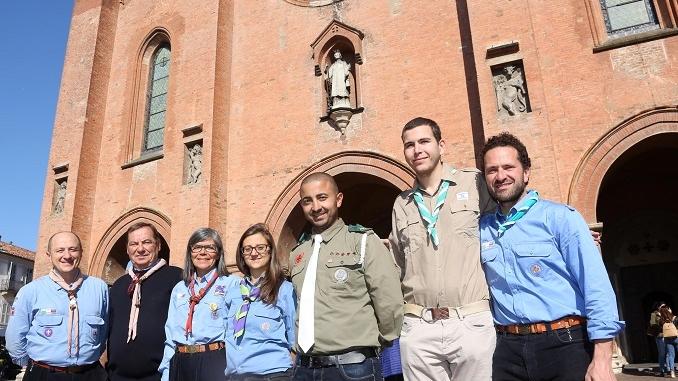 Lo scoutismo unisce