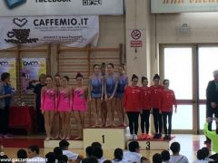 Menzione speciale per la scuola media Pertini di Alba al Gymfestival di Senigallia 1