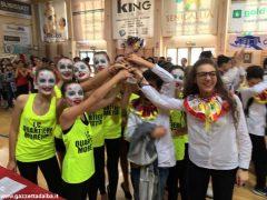 Menzione speciale per la scuola media Pertini di Alba al Gymfestival di Senigallia 2