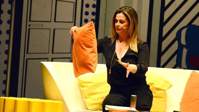 Vanessa Incontrada conquista il pubblico di Alba 5