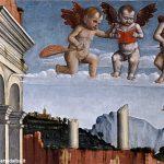 Gli Angeli musicali di Macrino e Dedalo Montali con Invasionidigitali
