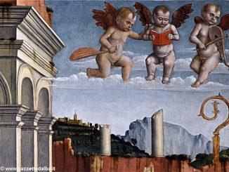 Gli Angeli musicali di Macrino e Dedalo Montali con Invasionidigitali 2