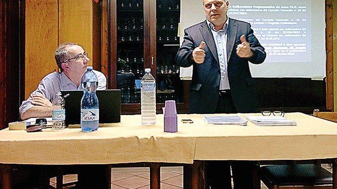 Il sindaco Marello ha incontrato il comitato Moretta 2