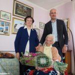È morta la nonna più longeva di Cherasco (105 anni)