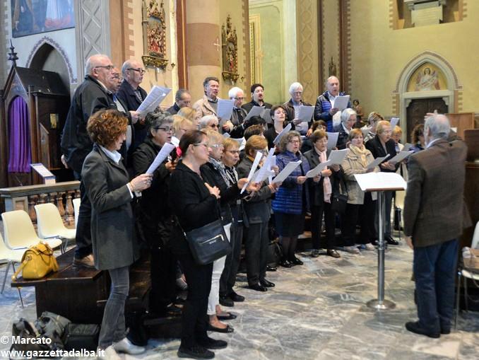 Messa del Crisma Coro Duomo 1