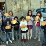 Tutte le foto della distribuzione dei micun a San Benedetto Belbo