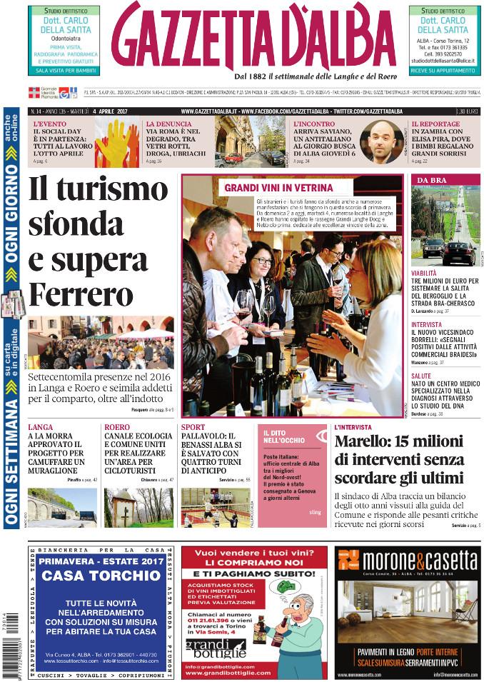 Prima_pagina_Gazzetta_Alba_n_14_2017