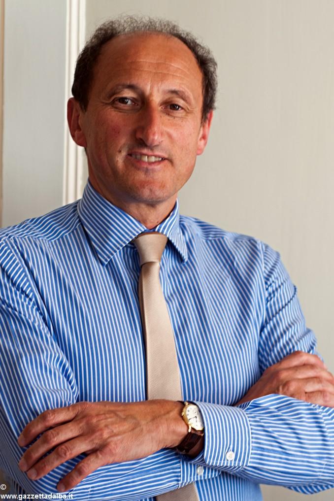Riccardo Corino Direttore Generale Banca dAlba