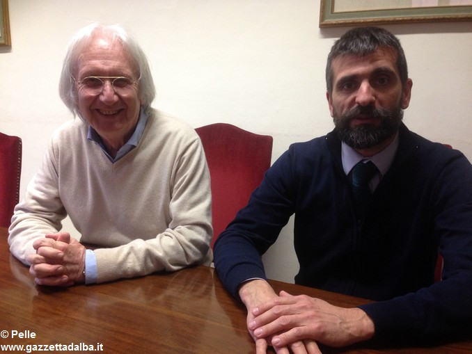 STR Da sinistra Giovanni Ranieri presidente e Piero Bertolusso direttore (2)