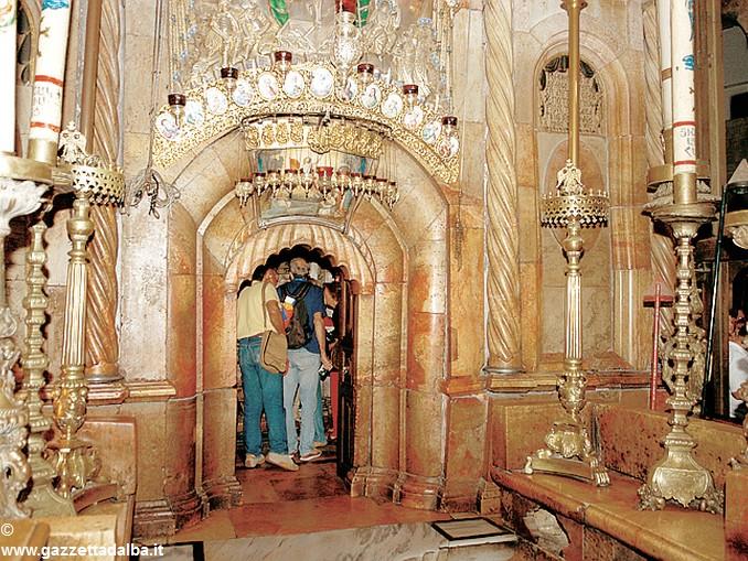 Santo Sepolcro a Gerusalemme