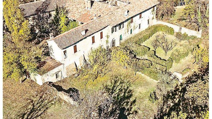 Progetti di rilancio per l'antica tenuta di San Sebastiano