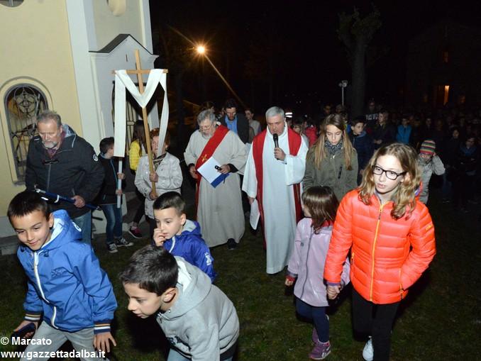 Via Crucis piloni di Montà 2