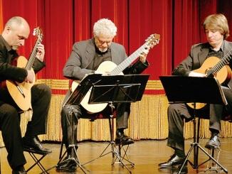 La chitarra classica regina del venerdì sera nel Coro della Maddalena