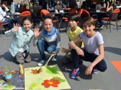 La carica dei giovani al Social day 7