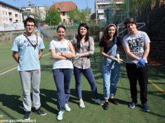 La carica dei giovani al Social day 10