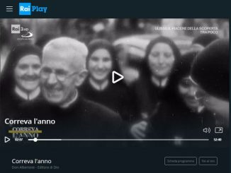Rivedi il documentario di Rai3 sul Beato Alberione e sulla Società San Paolo