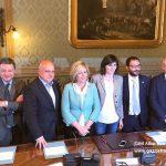 Firmato il protocollo d'intesa tra Torino, Alba e Bra per una comune promozione turistica