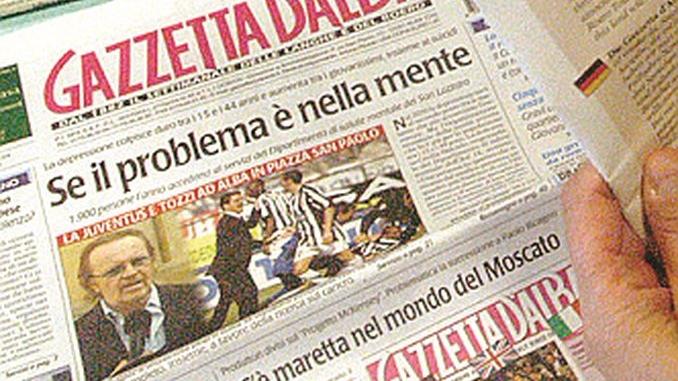 Gazzetta compie 135 anni: lettori mettete mano alla penna!