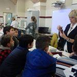 Media e liceo Cocito impegnati in esperimenti scientifici