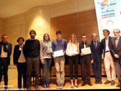 Vittorio Scavino vince il Certame fenogliano al liceo classico Govone 1