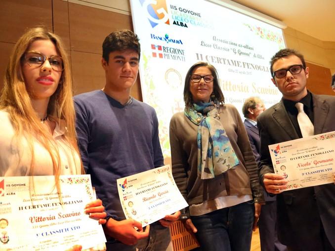 photo Murialdo certame fenogliano Vittoria scavino ,Ricardo garcia,Nicolo Germano (3)