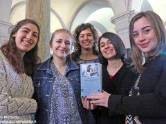 Vittorio Scavino vince il Certame fenogliano al liceo classico Govone 5