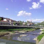 Bomba della Seconda guerra mondiale trovata nel fiume Bormida