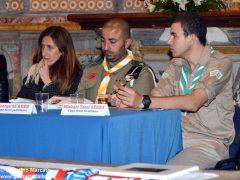 Per il centenario degli scout di Alba incontro tra arabi e palestinesi