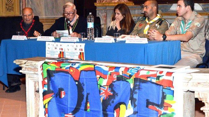 Per il centenario degli scout di Alba incontro tra arabi e palestinesi 1