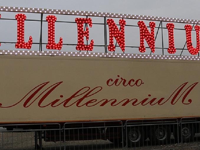 circo Millennium Viviana Orfei