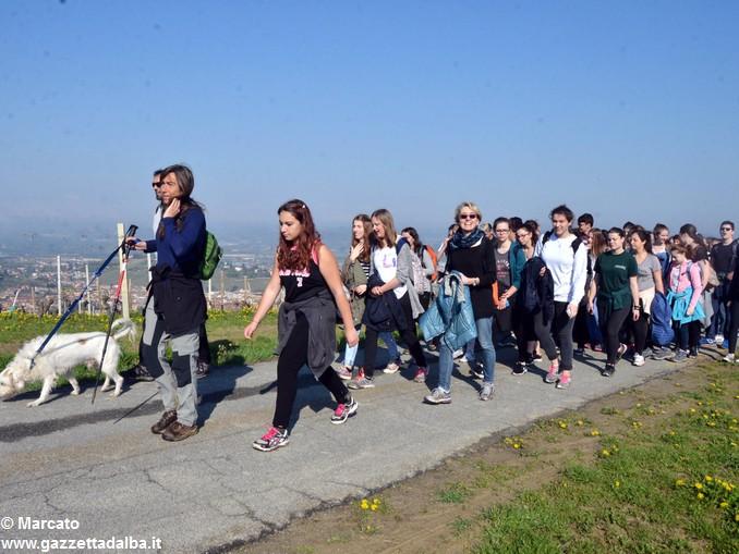 Studenti da 4 Nazioni alla scoperta delle colline albesi 31