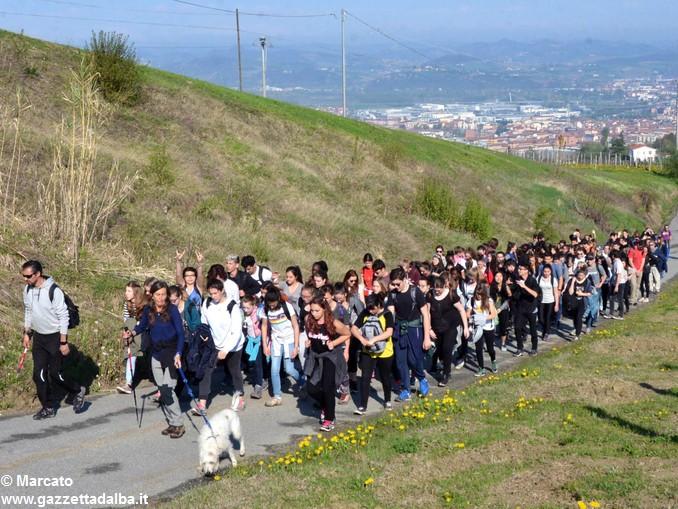 Studenti da 4 Nazioni alla scoperta delle colline albesi 33