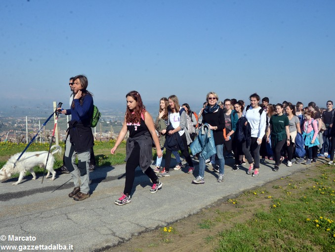 Studenti da 4 Nazioni alla scoperta delle colline albesi 16