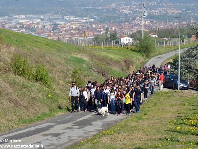 Studenti da 4 Nazioni alla scoperta delle colline albesi 20