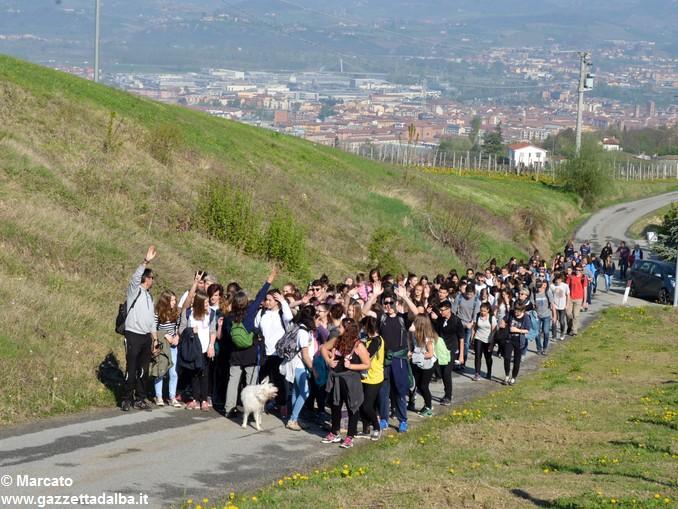 Studenti da 4 Nazioni alla scoperta delle colline albesi 22