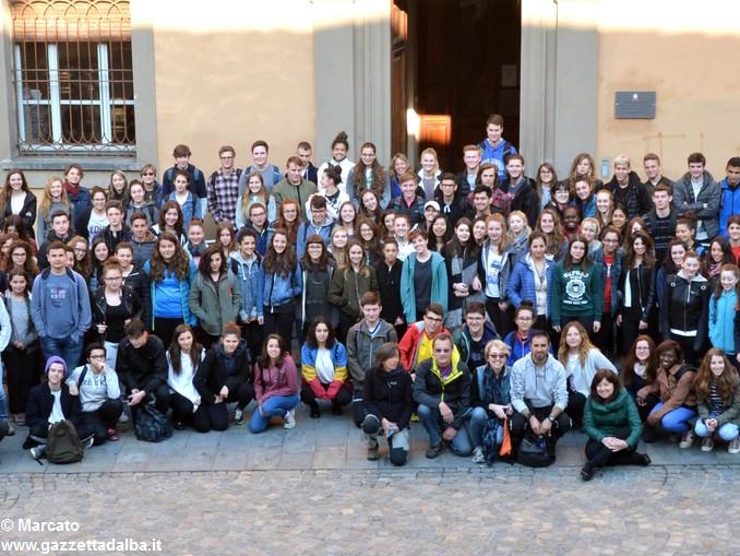 trekking da vinci scuole gemellate (2)