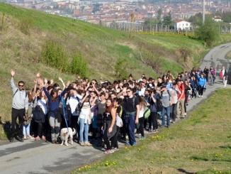 Studenti da 4 Nazioni alla scoperta delle colline albesi 23