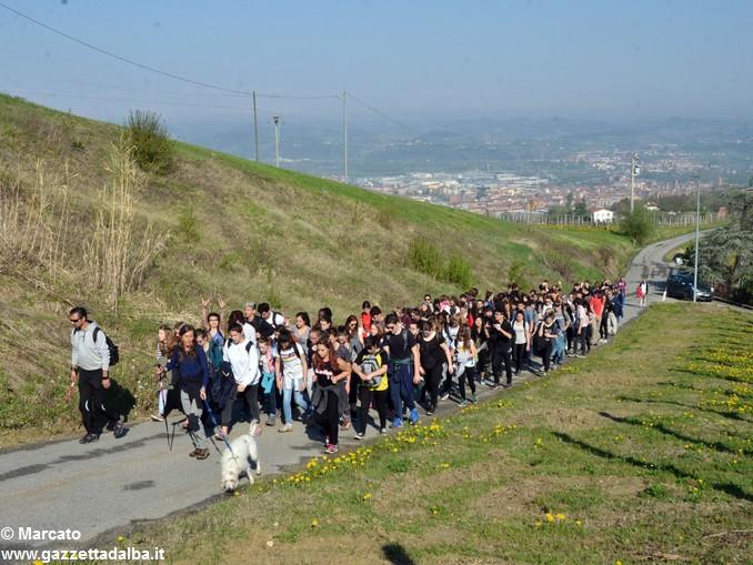 Studenti da 4 Nazioni alla scoperta delle colline albesi 24