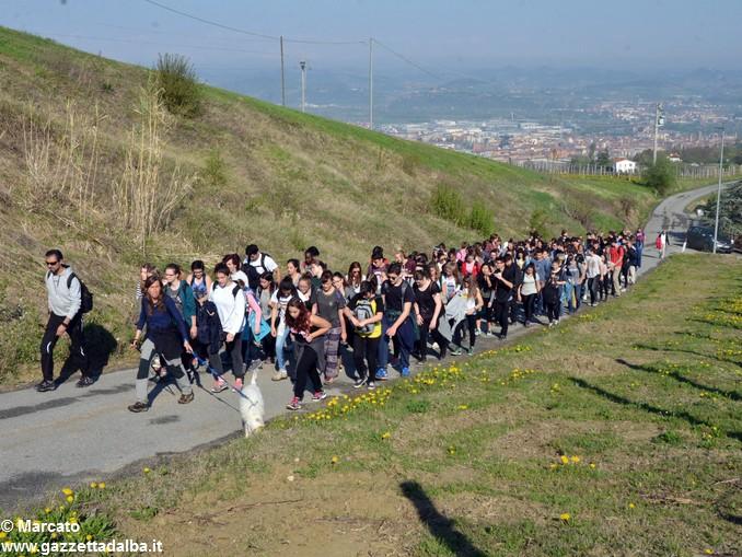 Studenti da 4 Nazioni alla scoperta delle colline albesi 25