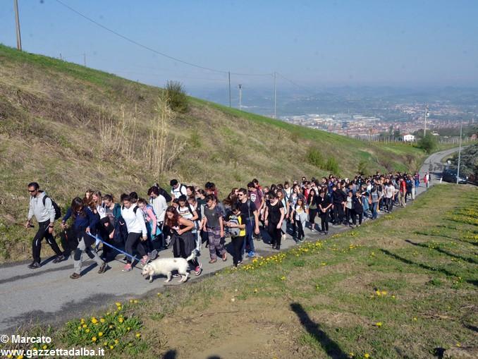 trekking da vinci scuole gemellate (24)