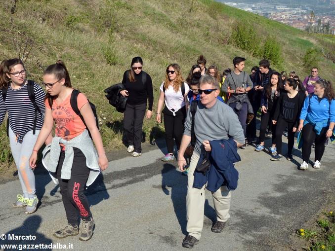 trekking da vinci scuole gemellate (27)