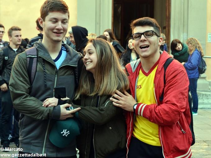 Studenti da 4 Nazioni alla scoperta delle colline albesi 6